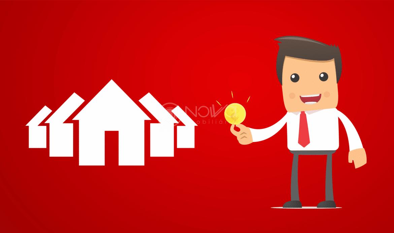 Quais as vantagens de investir em imóveis?