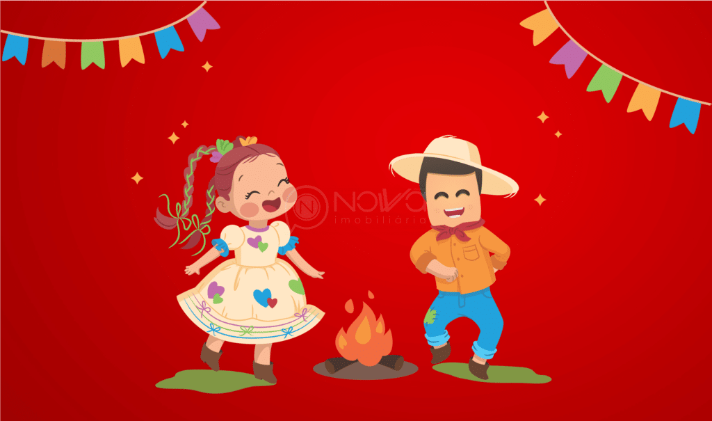 festa junina na quarentena